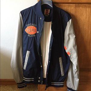 NFL Nike Chicago Bears Jacket Size Small